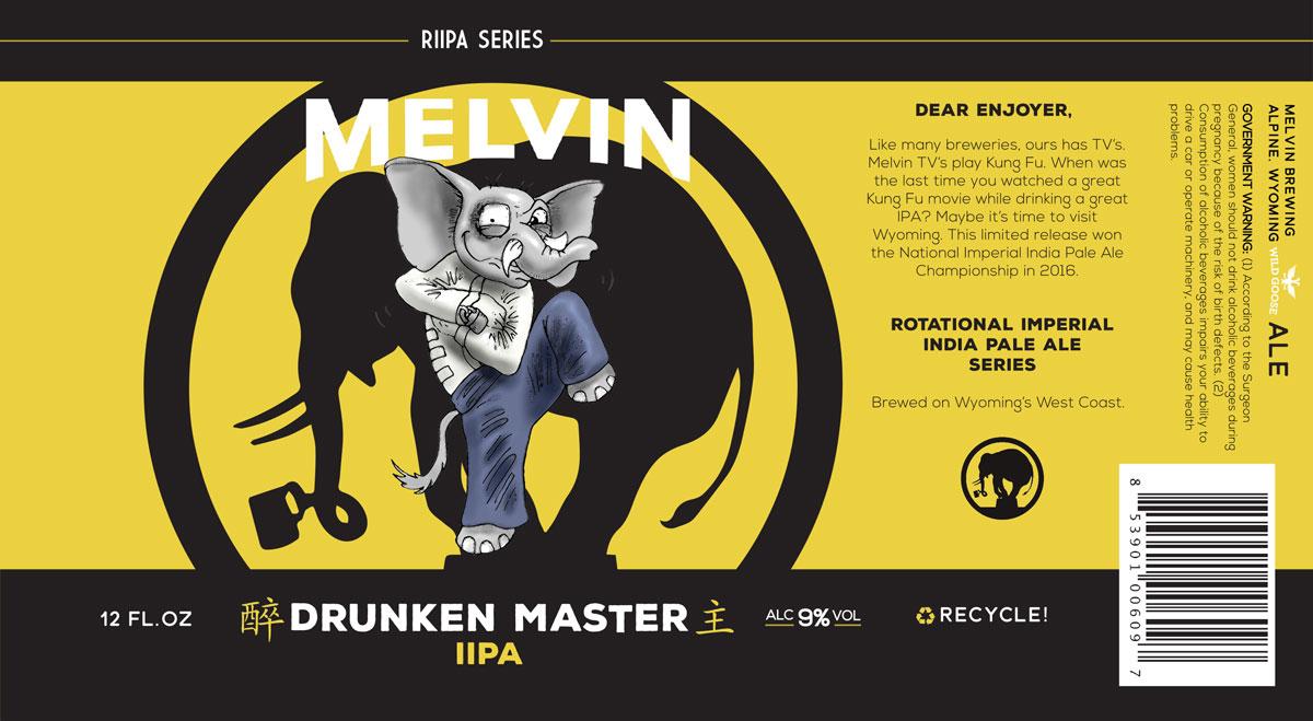 Drunken-Master-IIPA-Label