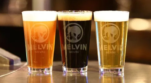 Melvin Brewing, Alpine, Wyoming - Melvin Brewing
